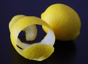Wholesale Dehydrated Lemon Peel in Bulk Packaging