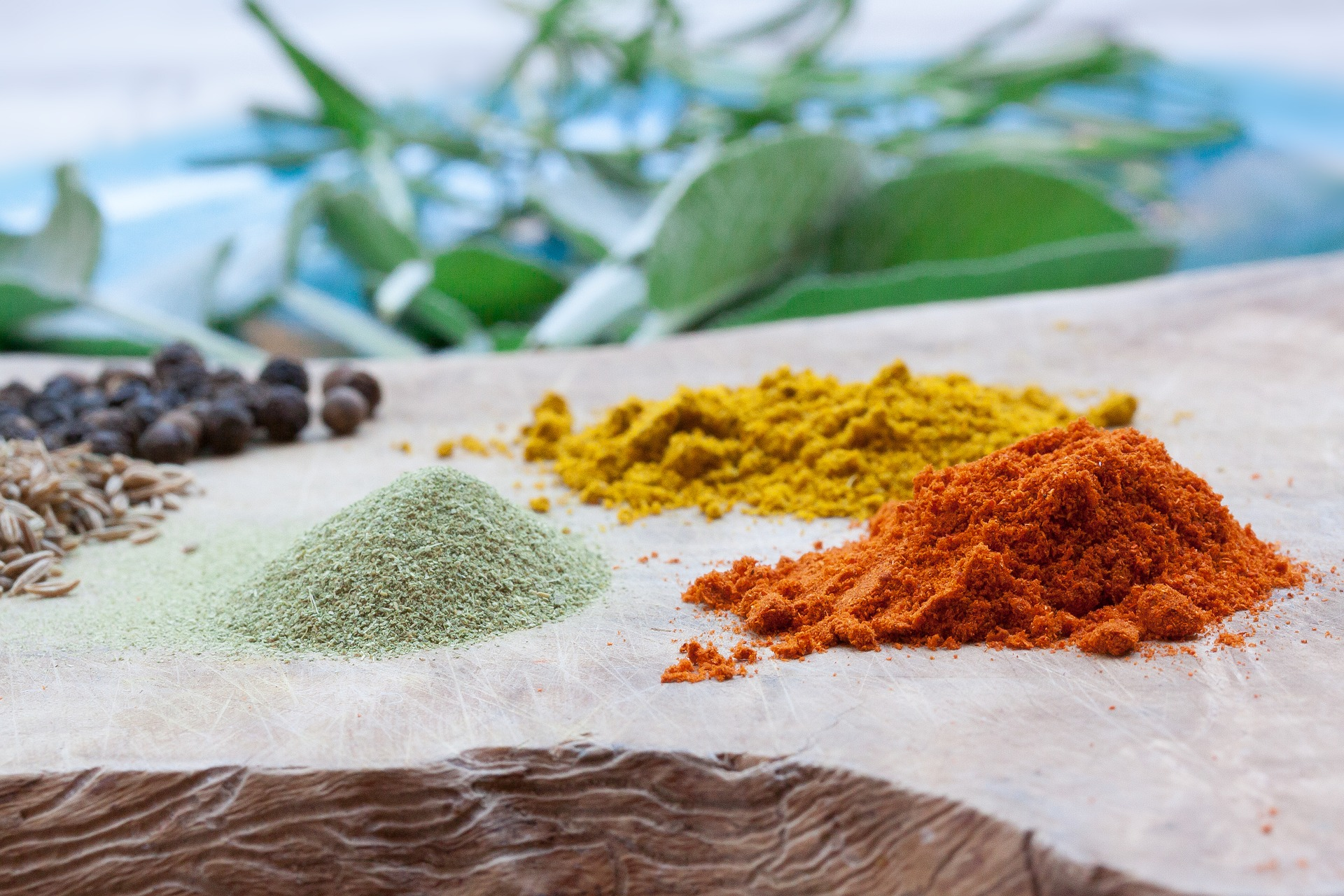 Bulk Organics Herbs & Spices